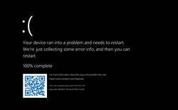 Microsoft tìm ra cách loại bỏ 'màn hình xanh chết chóc' trong Windows 11, bằng cách chuyển nó thành màu đen