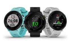 Garmin ra mắt đồng hồ chạy bộ Forerunner 55: Đa dạng tính năng thông minh, pin 14 ngày, giá 4.9 triệu đồng
