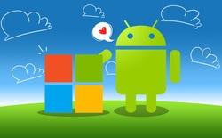 """Với Windows 11, Microsoft cho thấy họ """"cưng"""" Android không kém gì Google"""