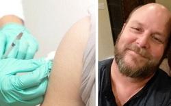 """Nghĩ vắc-xin COVID-19 """"có độc"""" nên không tiêm, người đàn ông Mỹ mắc bệnh và tử vong sau 17 ngày thở máy"""
