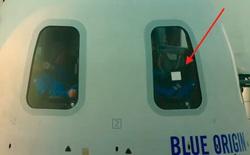 Vật thể màu trắng xuất hiện trên cửa sổ tàu vũ trụ của Blue Origin là gì?