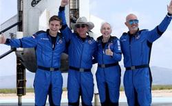 Jeff Bezos đã đi đến rìa của không gian, như vậy ông có phải là phi hành gia không?