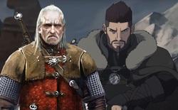 Bộ anime ăn theo The Witcher tung teaser mới, hé lộ tuổi trẻ ngông cuồng của Vesemir - sư phụ Geralt