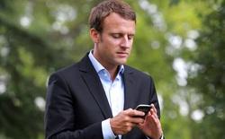 Tổng thống Pháp phải đổi điện thoại vì sợ bị nghe lén