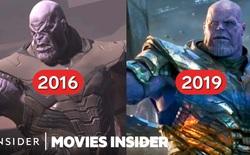 Đây là cách Marvel hoàn thành 1 bộ phim từ trước khi bắt đầu bấm máy