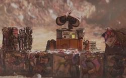 Nhìn Jeff Bezos bay vào không gian, nghĩ đến viễn cảnh Wall-E đã cảnh báo chúng ta