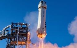 Thiết kế tên lửa trông như thanh xúc xích, tưởng vô lý nhưng hóa ra lại rất thuyết phục của Jeff Bezos