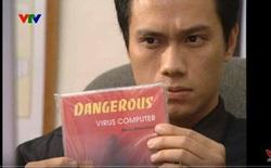 """Cư dân mạng đào lại clip """"cười té ghế"""" với pha đốt ổ cứng cứu dữ liệu thần thánh của diễn viên Việt Anh"""