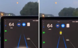 Hệ thống Autopilot của Tesla cho rằng mặt trăng là đèn vàng