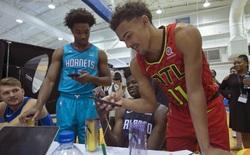 Đội bóng rổ nhà nghề Mỹ bị phạt chỉ vì một cầu thủ không chịu dùng iPhone