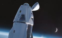 """Phi hành đoàn trên chuyến bay thương mại SpaceX sẽ có toilet """"view nghìn đô"""" với cửa sổ vòm"""