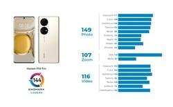 Huawei P50 Pro lại đứng top 1 bảng xếp hạng camera của DxOMark