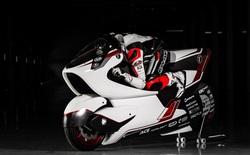 Công ty Anh chế tạo xe máy điện nhanh nhất thế giới với tốc độ vượt quá 400 km/h
