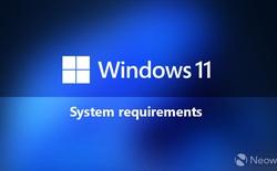 Asus, Gigabyte, MSI và nhiều hãng khác công bố danh sách phần cứng hỗ trợ Windows 11