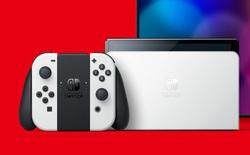 Nintendo ra mắt máy chơi game Switch phiên bản mới với màn hình OLED