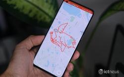 Người khoác áo mới cho đường phố Hà Nội trên bản đồ smartphone