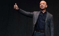 Tài sản của Jeff Bezos đạt 211 tỷ USD, cao chưa từng thấy