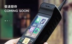 Hãng điện thoại Trung Quốc tuyên bố sắp tung ra thị trường 'smartphone cục gạch'