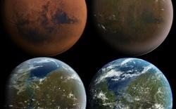"""Liệu chúng ta có thể """"biến đổi địa lý"""" Sao Hỏa hay không?"""