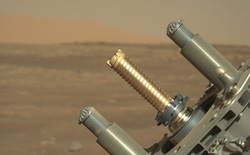 Mẫu đá trên sao Hỏa của NASA vừa khoan xong đã biến mất một cách bí ẩn