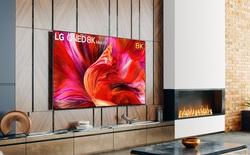LG ra mắt dòng TV LG QNED 8K/4K tại Việt Nam, giá từ 66 triệu đồng