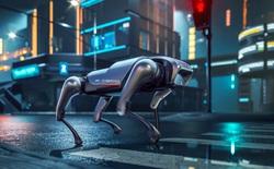 Xiaomi công bố robot chó CyberDog: đầu có chip AI, 128GB ROM, chạy 11.5km/giờ và biết nhào lộn