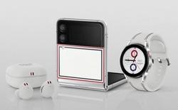 Đây là Galaxy Z Fold3 và Z Flip3 phiên bản Thom Browne giới hạn
