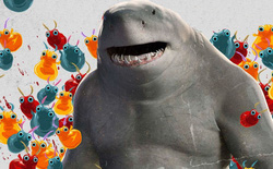 King Shark mạnh đến mức nào? Tại sao nhân vật này không chết trong The Suicide Squad?