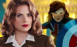 MCU thay đổi thế nào trong tập đầu tiên của What If...?: Steve Rogers vào vai Iron Man, nhường lại huyết thanh siêu chiến binh cho người tình Peggy Carter