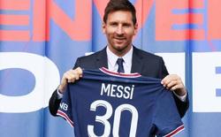 Một phần thu nhập của Messi tại PSG được trả bằng tiền điện tử