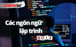 Quiz: Bạn nào biết các ngôn ngữ lập trình máy tính, thì vào đây! (Phần 1)