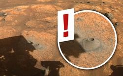 Tìm ra lý do mẫu đá trên sao Hỏa mất tích một cách bí ẩn: Chắc chắn không phải bị trộm!