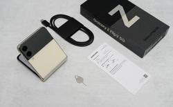 Có giá 1000 USD nhưng Galaxy Z Flip3 sạc chậm hơn cả iPhone 12