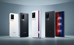 iQOO 8 và 8 Pro ra mắt: Màn hình OLED E5 đầu tiên, Snapdragon 888+, sạc nhanh 120W, giá từ 13.4 triệu đồng