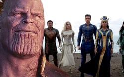 Marvel tung trailer cuối cho Eternals, lý giải vì sao dàn siêu anh hùng cực khủng này lại khoanh tay đứng nhìn Thanos búng tay bay màu nửa vũ trụ