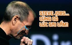 Quiz: 5 sai lầm to lớn của Steve Jobs khi còn điều hành Apple