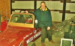 Chiếc xe hơi chạy bằng nước và cái chết bí ẩn của Stanley Meyer!