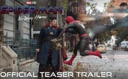 Trailer Spider-Man: No Way Home lên sóng: Spidey bước vào cuộc chiến đa vũ trụ với những kẻ thù đến từ loạt phim Người Nhện trước đây