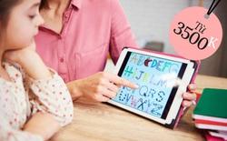 Loạt máy tính bảng từ 3.5 triệu mua cho con học online, lâu lâu bố mẹ dùng ké đọc báo, lướt web ngon lành