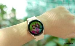 Trên tay và trải nghiệm nhanh Samsung Galaxy Watch 4: Thiết kế trông gọn gàng hơn, màn hình tạo cảm giác tràn viền, đo được chỉ số mỡ và cơ trong người là tính năng cực hay