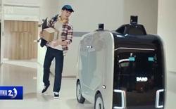 Trung Quốc thử nghiệm thay thế 1.000 shipper bằng robot giao hàng, nói chúng rẻ hơn và kỷ luật hơn