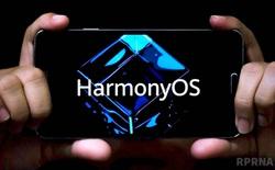 Lần đầu tiên smartphone không phải của Huawei được cập nhật HarmonyOS