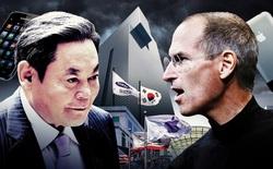 """Samsung bị lên án vì """"mỉa mai"""" vị CEO quá cố của Apple"""