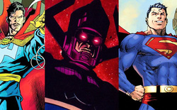 Fan của MCU chưa chắc bạn đã biết: Superman và dì May từng là những sứ giả của kẻ nuốt chửng hành tinh Galactus