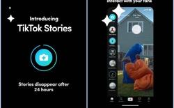 TikTok thử nghiệm tính năng Stories
