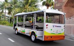 Vingroup thử nghiệm xe ô tô điện không cần người lái tại Việt Nam