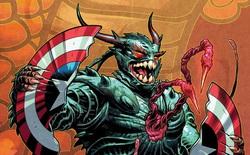 Nhưng nhân vật đã từng phá vỡ được chiếc khiên của Captain America là ai?