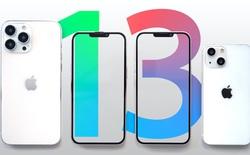 iPhone 13 sẽ không còn tuỳ chọn 64GB, bản Pro và Pro Max có bộ nhớ trong lên tới 1TB
