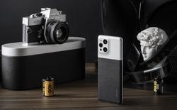 """OPPO ra mắt Find X3 Pro phiên bản """"Nhiếp ảnh gia"""" với thiết kế giống máy film cổ"""