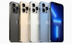iPhone 13 có dung lượng RAM giữ nguyên so với iPhone 12